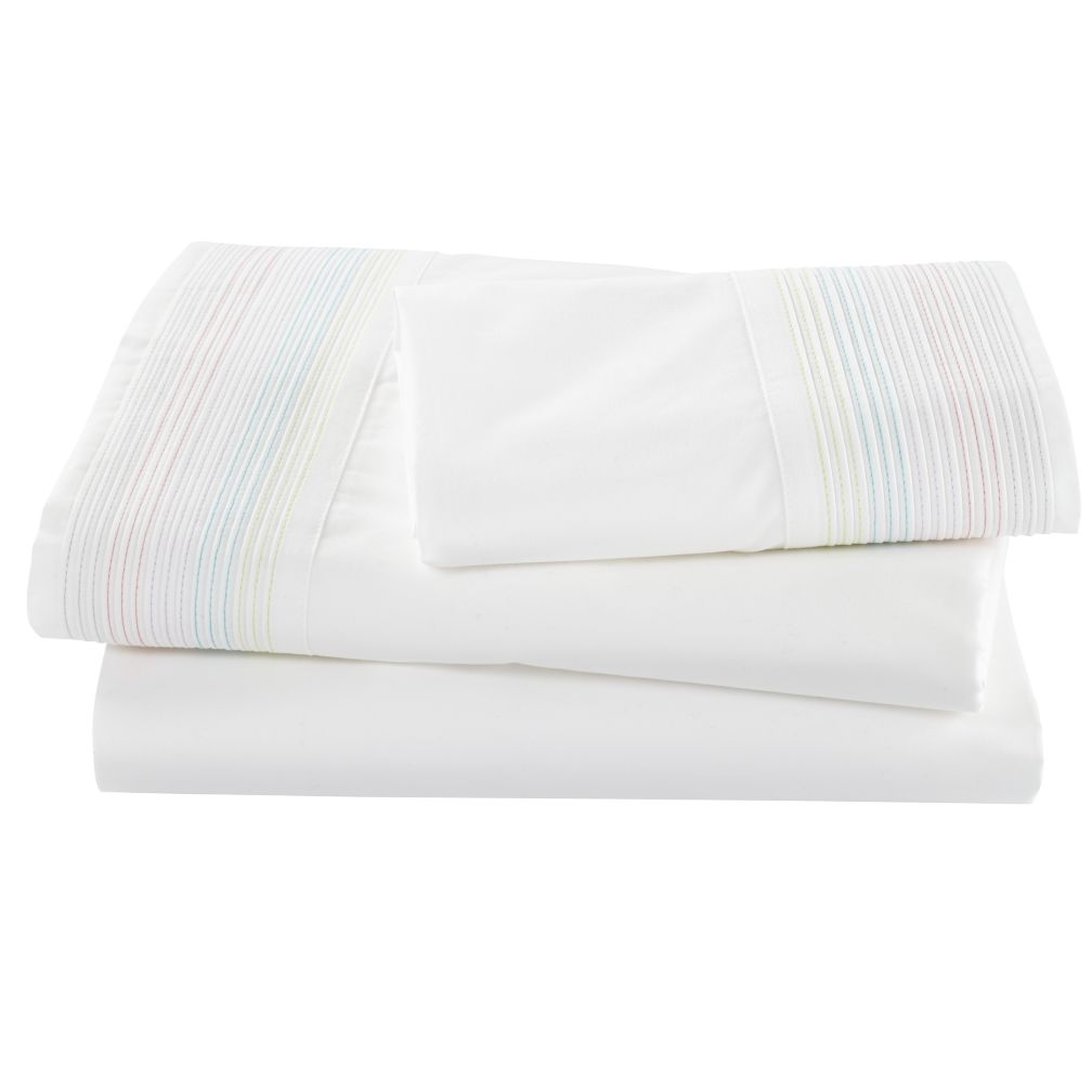 Sherbet Stripes Sheet Set (Twin)