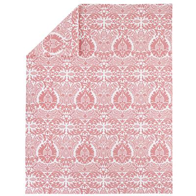 Sleep Patterns Pink Duvet Cover (Full-Queen)