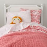 Sleep Patterns Bedding (Pink)