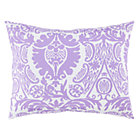 Lavender Sleep Patterns Sham