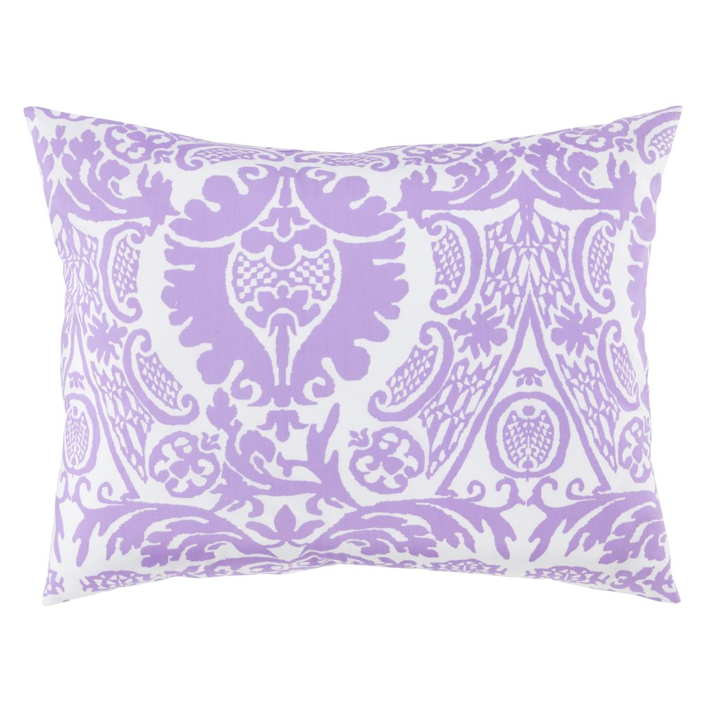 Sleep Patterns Sham (Lavender)