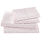 Full Pink Window Pane Sheet Set (includes 1 fitted sheet, 1 flat sheet and 2 cases)