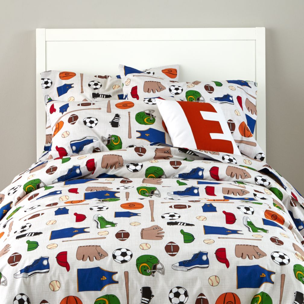 Athletic Commission Bedding