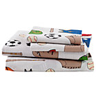 Full Athletic Commission Sheet Set(includes 1 fitted sheet, 1 flat sheet and 2 cases)