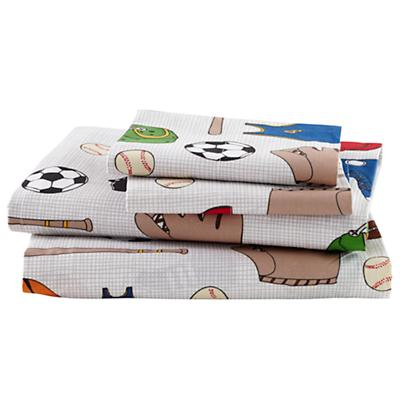 Athletic Commission Sheet Set