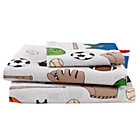Twin Athletic Commission Sheet Set(includes 1 fitted sheet, 1 flat sheet and 1 case)