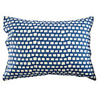 Blue Squared Away Pillowcase