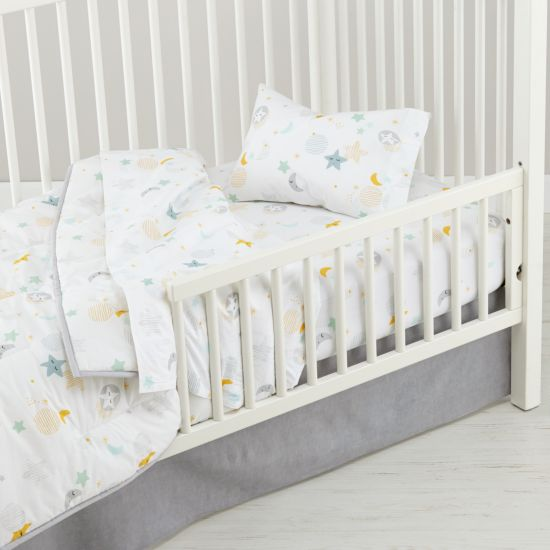 94 moon and star crib bedding