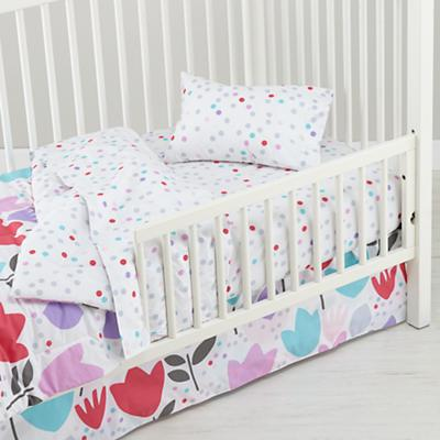 Tulip Festival Toddler Bedding