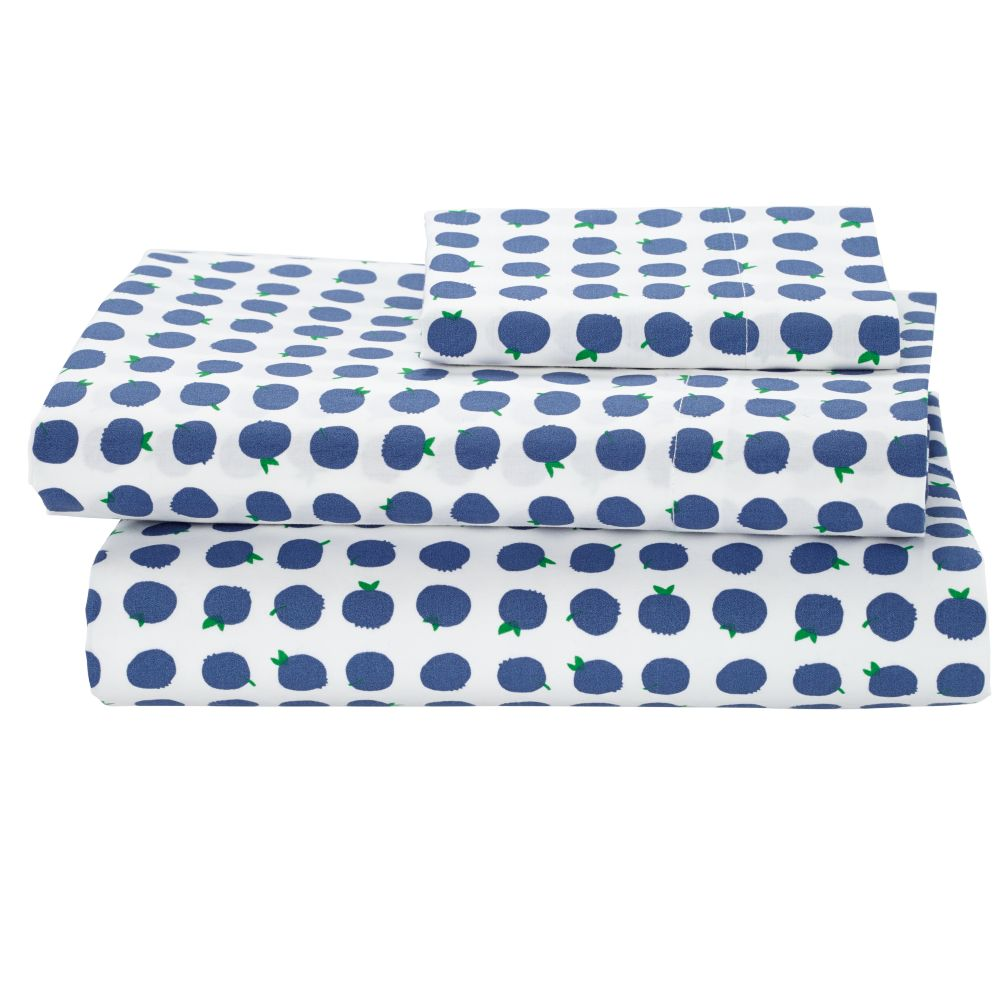 Farmer's Market Toddler Sheet Set