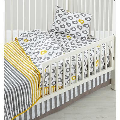 Not a Peep Toddler Bedding (Chicks)