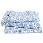 Twin Transit Authority Sheet Set(includes 1 fitted sheet, 1 flat sheet and 1 case)