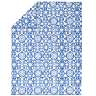 Twin Blue Duvet Cover