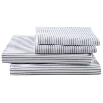 Thin Stripes Sheet Set (Queen)