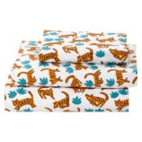 Twin Tiger Style Sheet Set