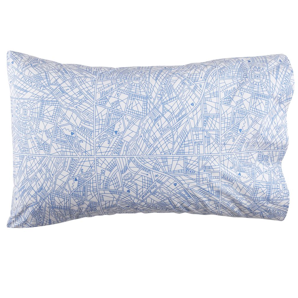 Transit Authority Pillowcase