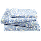 Full Transit Authority Sheet Set(includes 1 fitted sheet, 1 flat sheet and 2 cases)