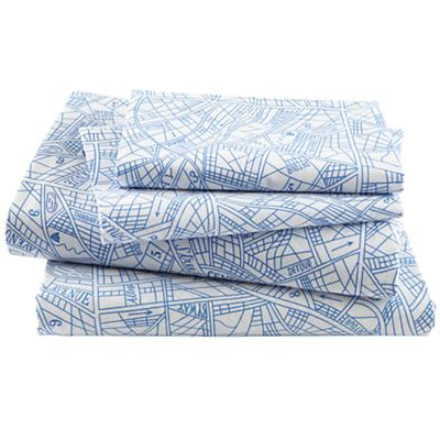 Transit Authority Sheet Set