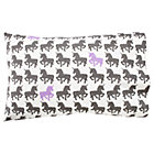 Purple Unicorn Toddler Pillowcase