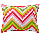 Watermelon Stripe Sham