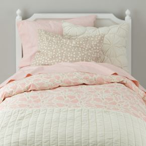 Well Nested Organic Bedding (Pink)