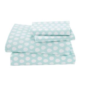 Well Nested Organic Sheet Set (Blue)