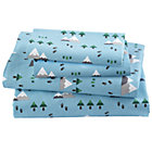 Full Yeti Sheet Set(includes 1 fitted sheet, 1 flat sheet and 2 cases)