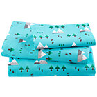 Twin Yeti Sheet Set(includes 1 fitted sheet, 1 flat sheet and 1 case)