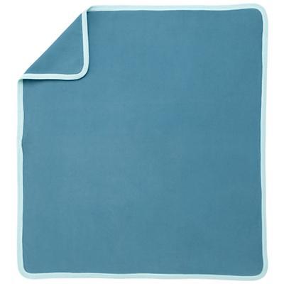 Gotcha Covered Organic Blanket (Blue)