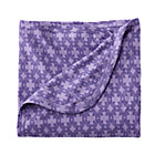 Purple Deco Blanket