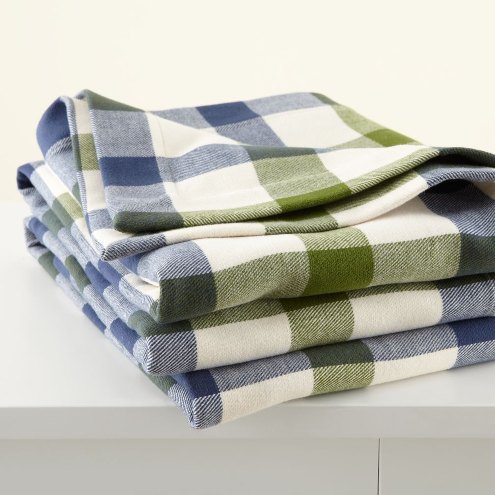 Your New Favorite Plaid Blanket
