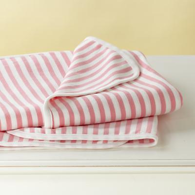 Mighty Stripe Blanket (Pink)