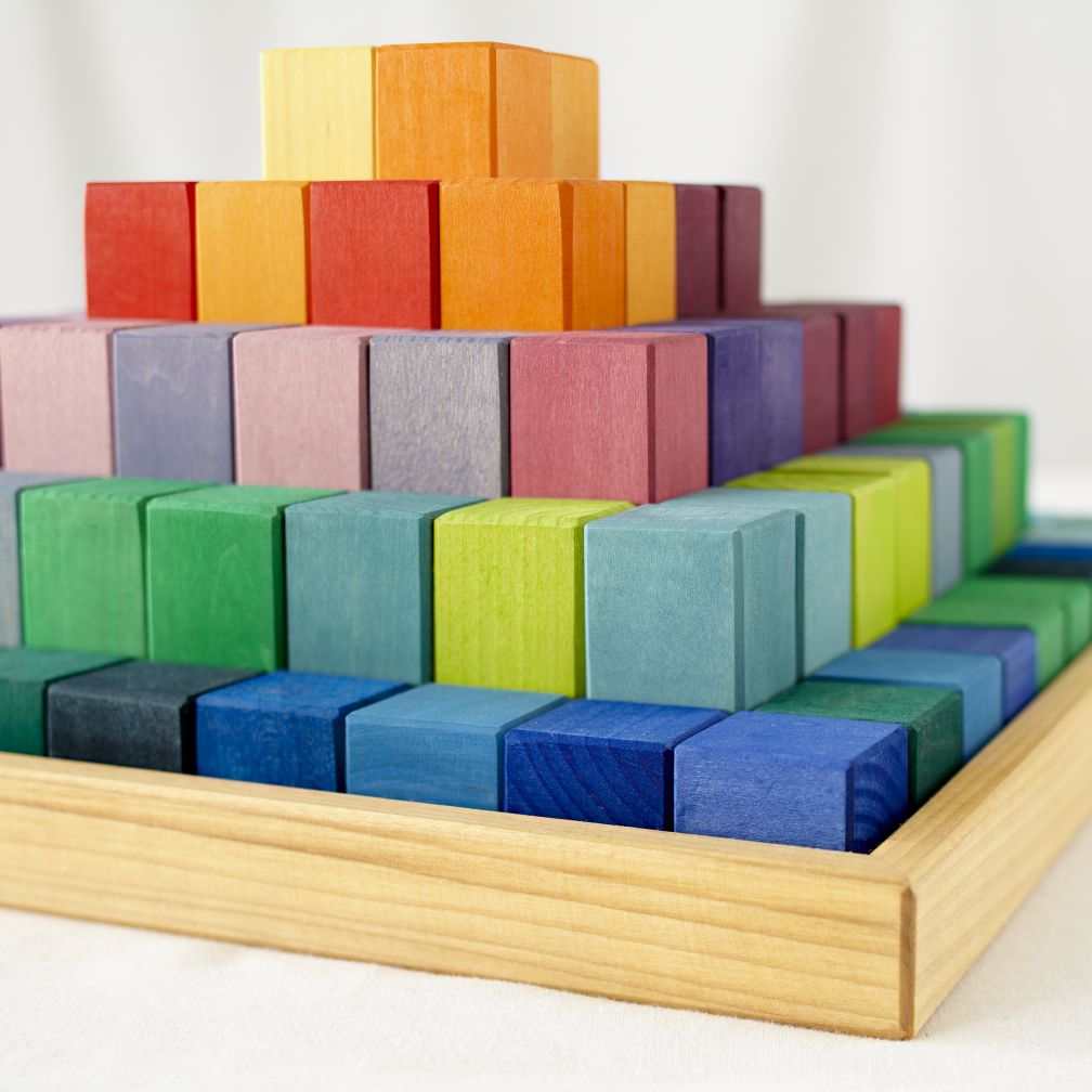 The Greater Pyramid Blocks