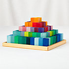 Small Greater Pyramid Wooden Block Set