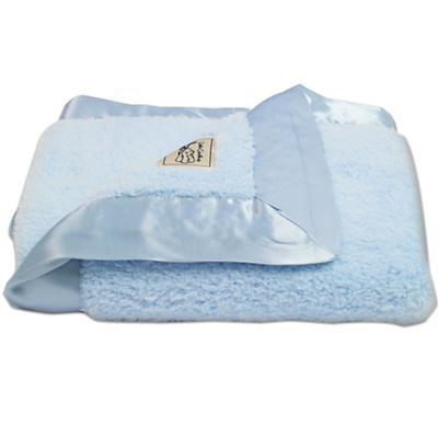 Blue Chenille Blanket