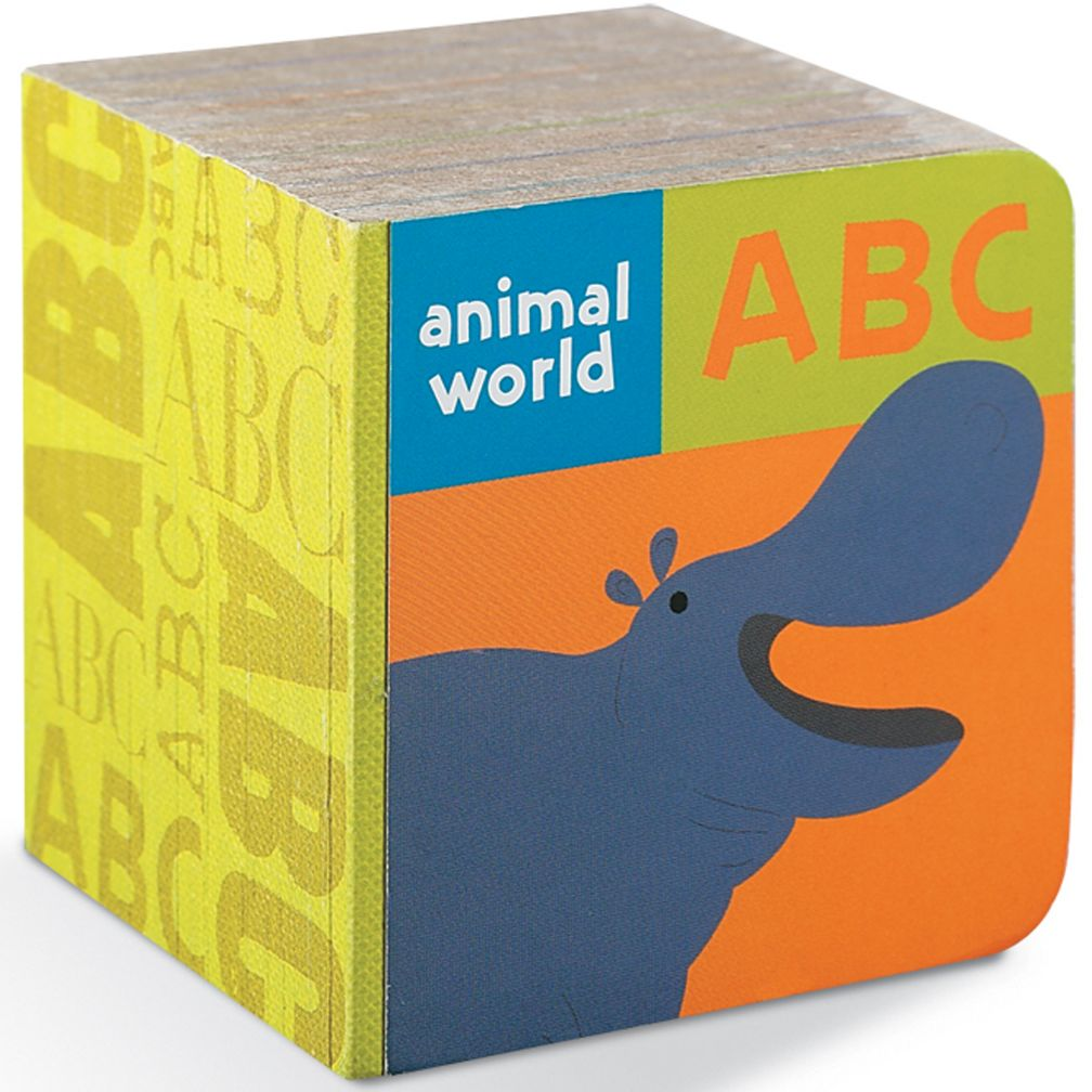 Animal Block Board Book