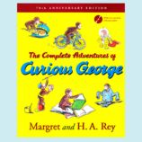 The Complete Adventures of Curious George by Margaret and H.A. Rey