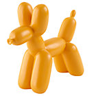 Orange Balloon Animal Bookend