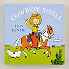 Cowboy Small Board Book