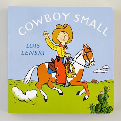 Cowboy Small by Lois Lenski