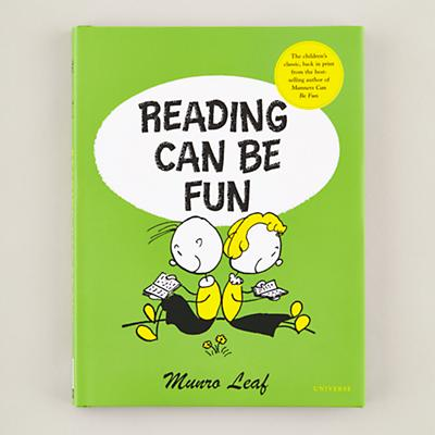 Reading Can Be Fun by Munro Leaf