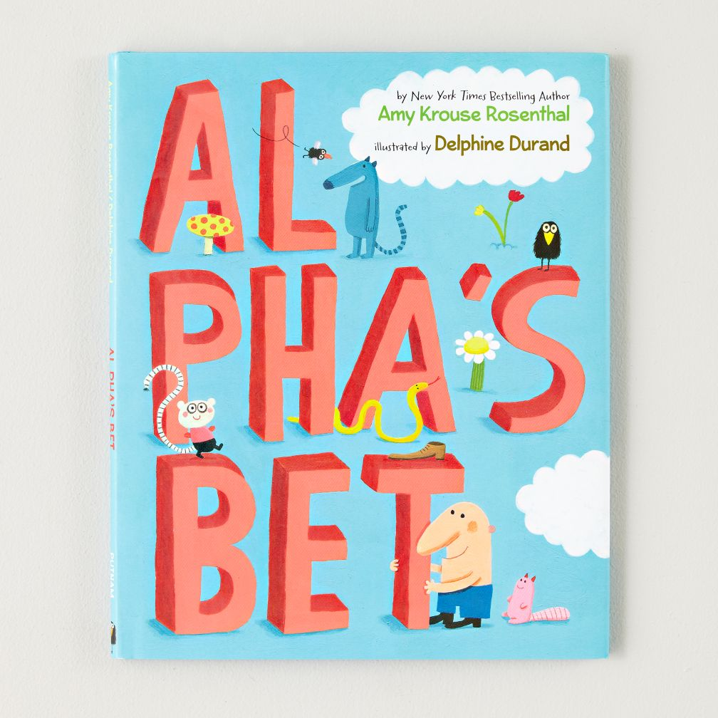 Al Pha&#39;s Bet by Amy Krouse Rosenthal