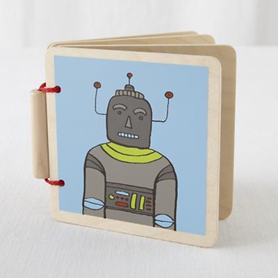 Robots Big Picture Book
