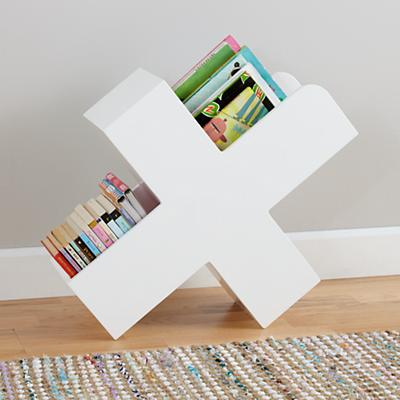 X Marks the Book Caddy
