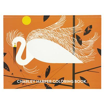 Charley Harper Coloring Book