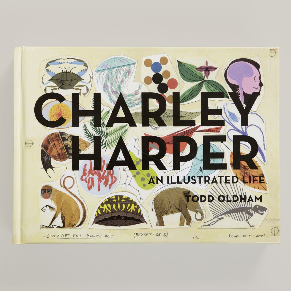 Charley Harper: An Illustrated Life<br />By Todd Oldham