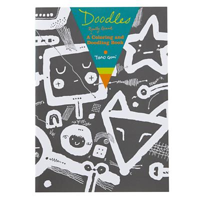 Doodles Coloring Book