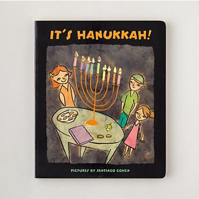 It's Hanukkah Board Book