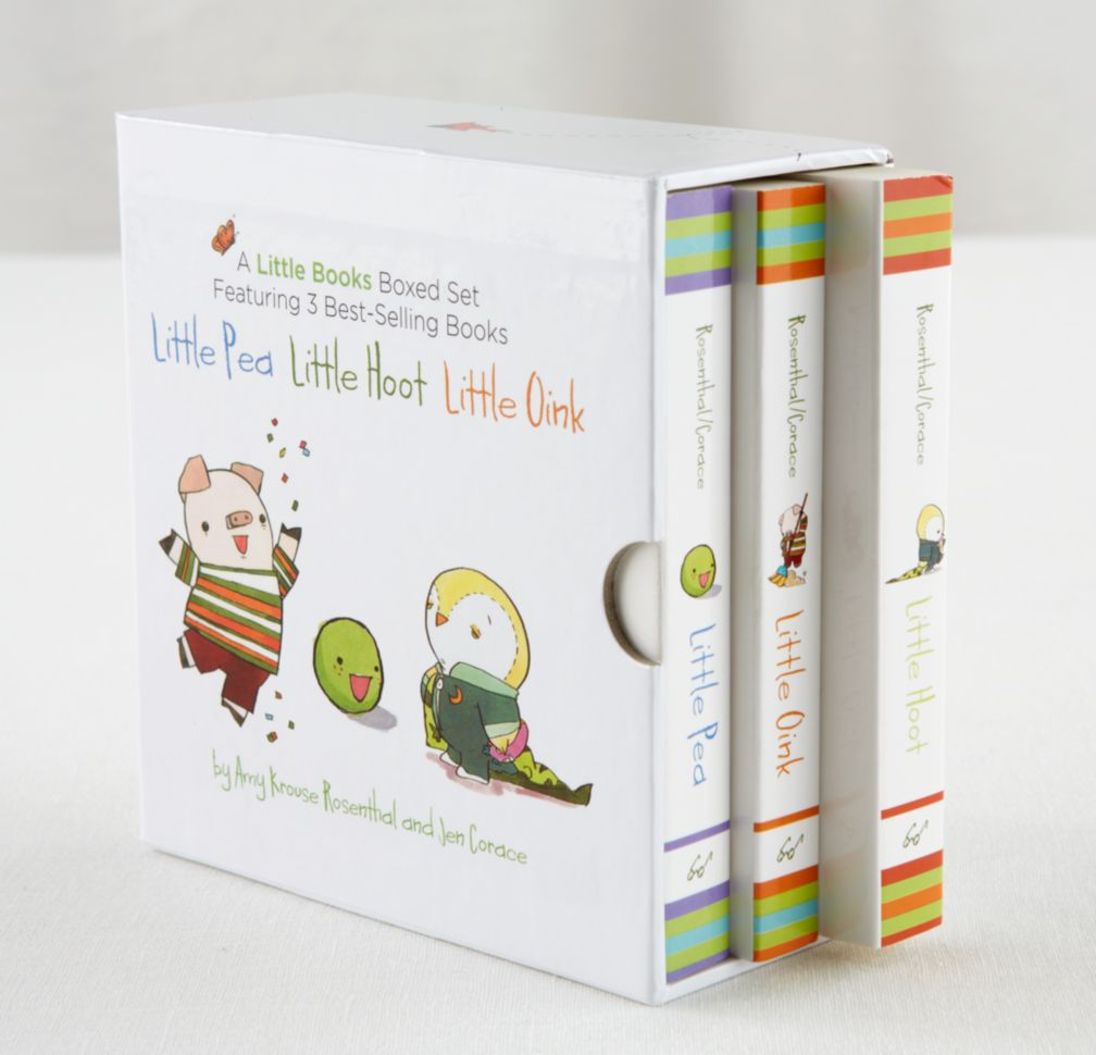Little Books Boxed Set by Amy Krouse Rosenthal