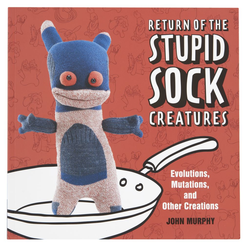 Return of the Stupid Sock Creatures Activity Book